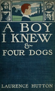 Cover of A Boy I Knew and Four Dogs