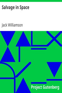 Cover of Salvage in Space