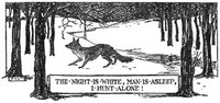 Creatures of the Night: A Book of Wild Life in Western Britain