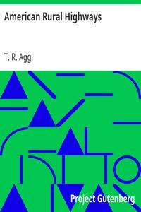 Cover of American Rural Highways