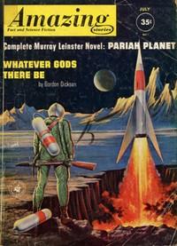 Cover of Pariah Planet