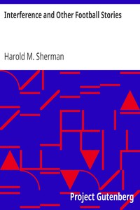Cover of Interference and Other Football Stories