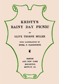 Cover of Kristy's Rainy Day Picnic