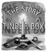 Cover of The Story of a Tinder-box
