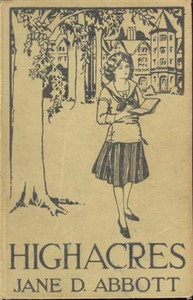 Cover of Highacres