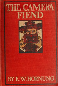 Cover of The Camera Fiend
