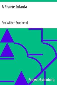 Cover of A Prairie Infanta