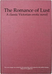 Cover of The Romance of Lust: A classic Victorian erotic novel