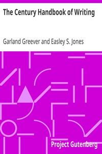 Cover of The Century Handbook of Writing