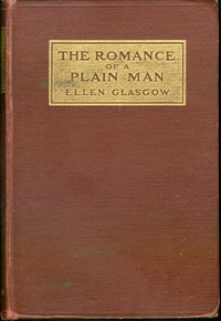 Cover of The Romance of a Plain Man