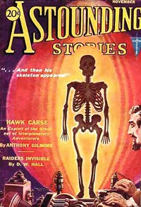Cover of Hawk Carse