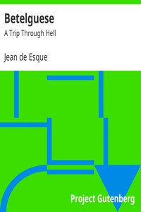 Cover of BetelgueseA Trip Through Hell