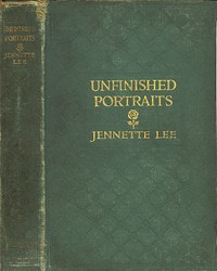 Cover of Unfinished Portraits: Stories of Musicians and Artists