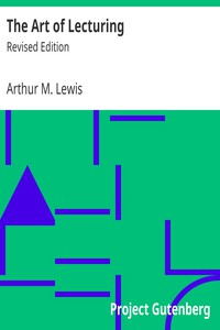 The Art of LecturingRevised Edition
