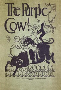 Cover of The Purple Cow!