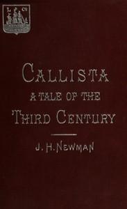 Callista : a Tale of the Third Century