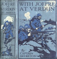 Cover of With Joffre at Verdun: A Story of the Western Front