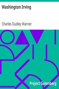 Cover of Washington Irving