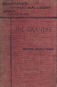 Cover of The Grandee