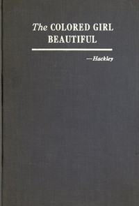 Cover of The Colored Girl Beautiful