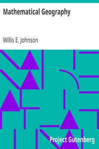 Cover of Mathematical Geography