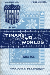 Cover of Timar's Two Worlds