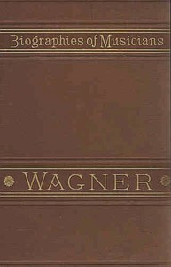 Cover of Life of Wagner