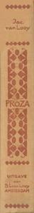 Proza (Dutch)
