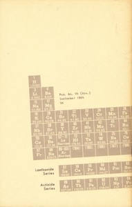 a brief history of element discovery, synthesis, and analysis (english)