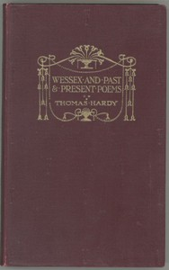 Cover of Poems of the Past and the Present