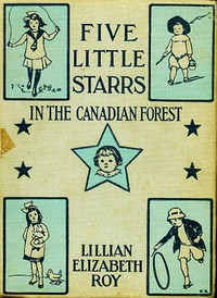 Cover of Five Little Starrs in the Canadian Forest