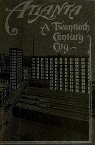 Cover of Atlanta: A Twentieth-Century City