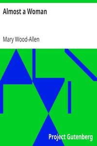 Cover of Almost a Woman