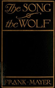 Cover of The Song of the Wolf