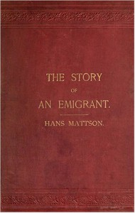 Cover of Reminiscences: The Story of an Emigrant