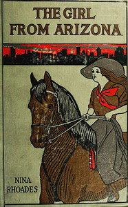 Cover of The Girl from Arizona