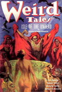 Cover of Isle of the Undead