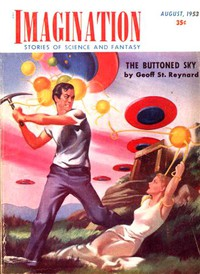 Cover of The Buttoned Sky