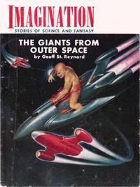 Cover of The Giants From Outer Space