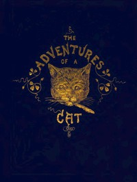 Cover of The Adventures of a Cat, and a Fine Cat Too!