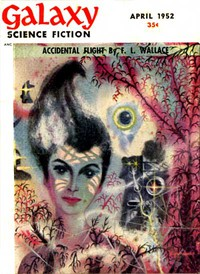 Cover of Accidental Flight