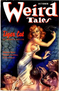 Cover of Tiger Cat