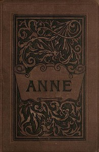 Cover of Anne: A Novel