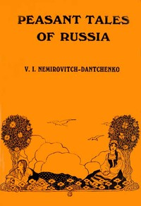 Cover of Peasant Tales of Russia
