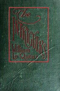 Cover of The Intriguers