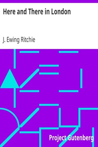 Cover of Here and There in London
