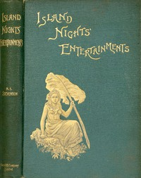 Cover of Island Nights' Entertainments