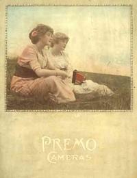 Cover of Premo Cameras, 1914