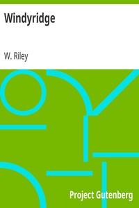 Cover of Windyridge