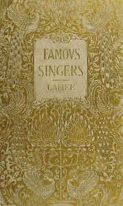 Cover of Famous Singers of To-day and Yesterday